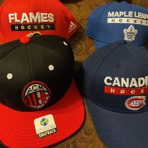 Candian NHL Caps